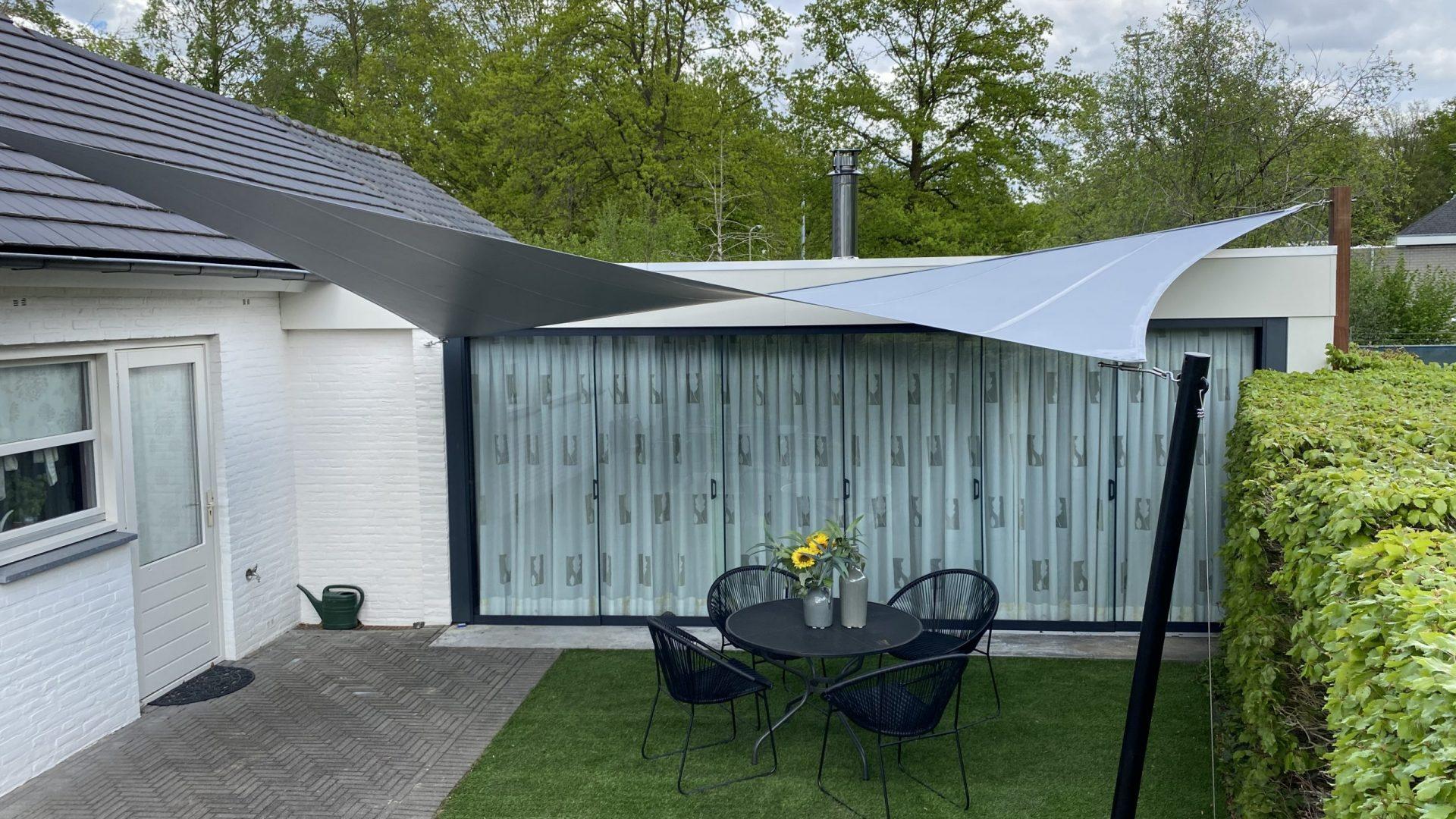 Epic Living Garden Shelter - Rikugien shelter 1