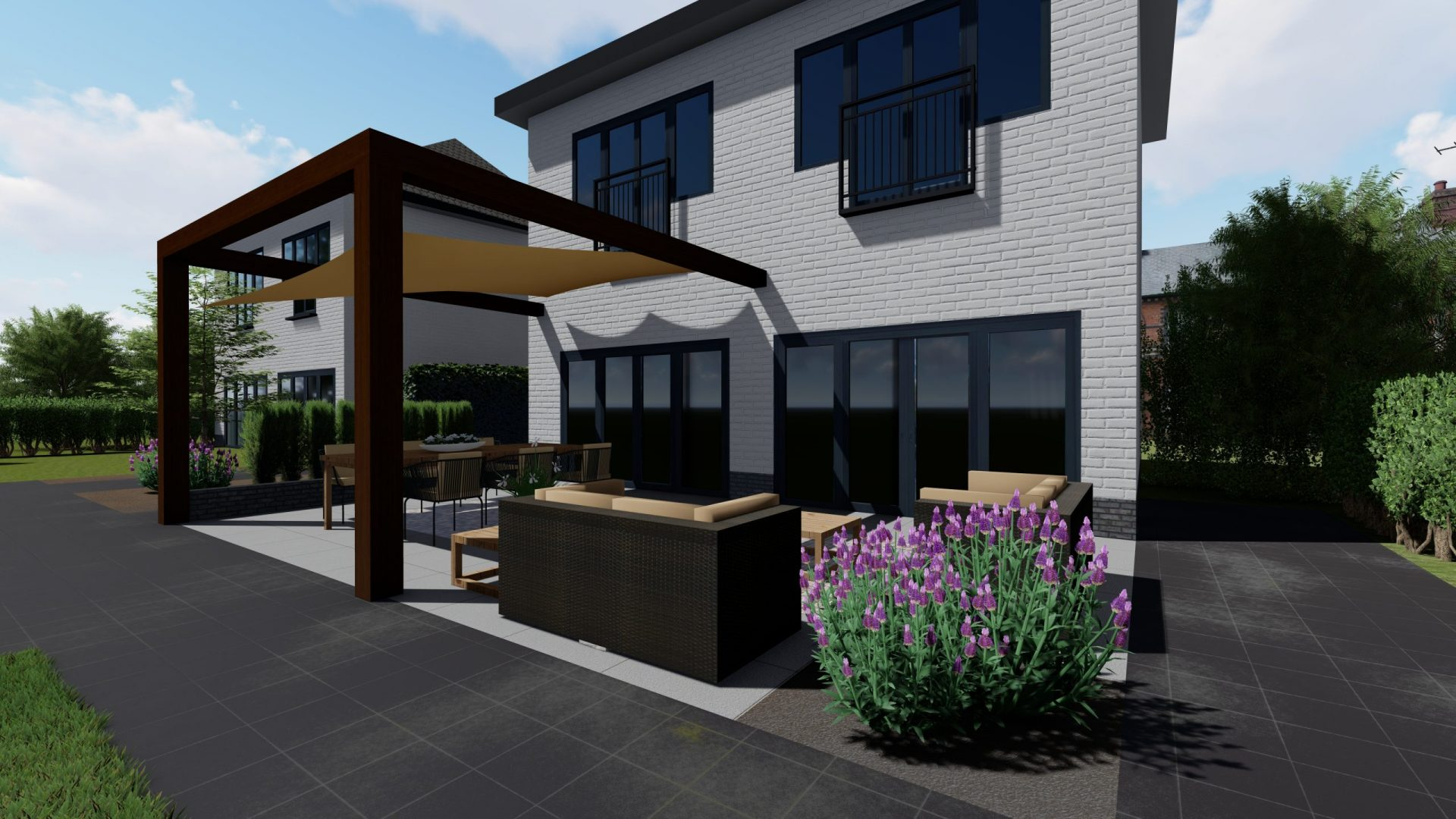 EPIC Living Garden Shelters - Bloedel 3D 3