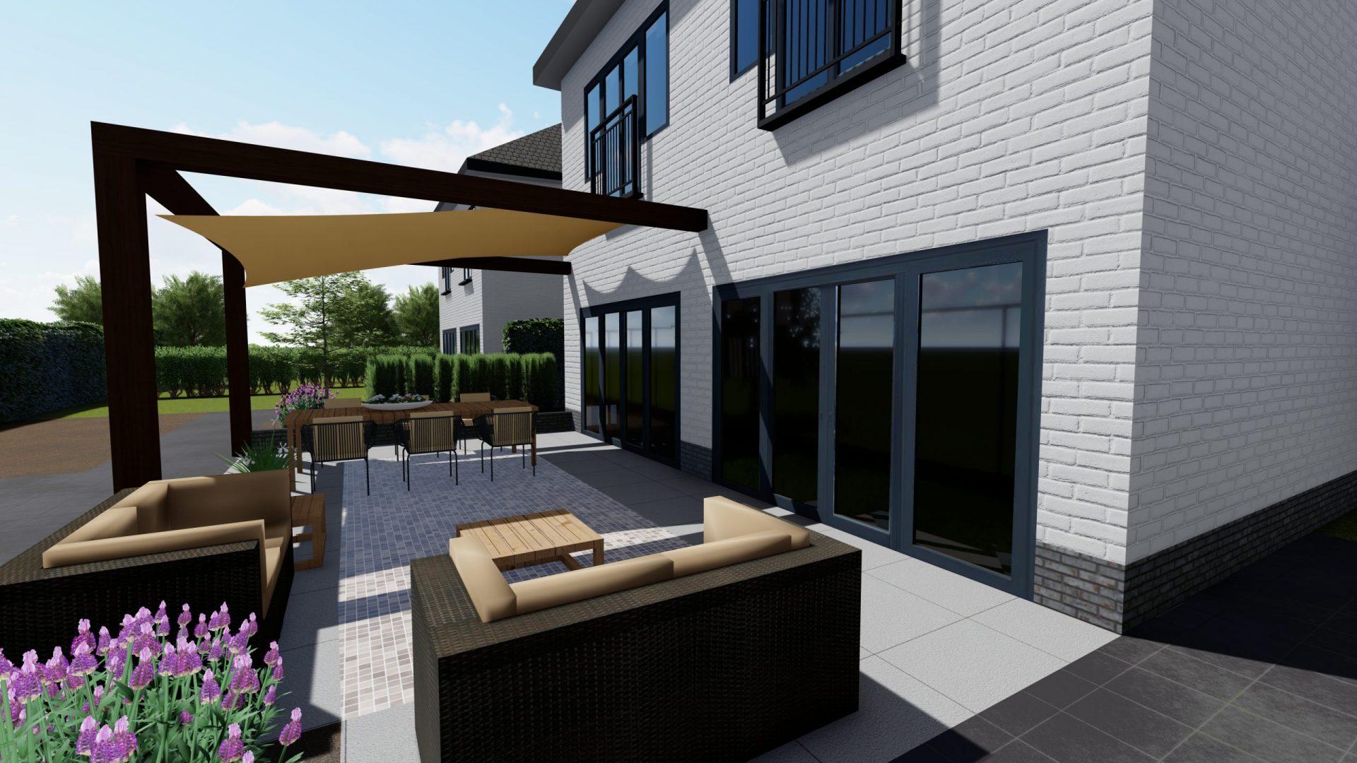EPIC Living Garden Shelters - Bloedel 3D 2