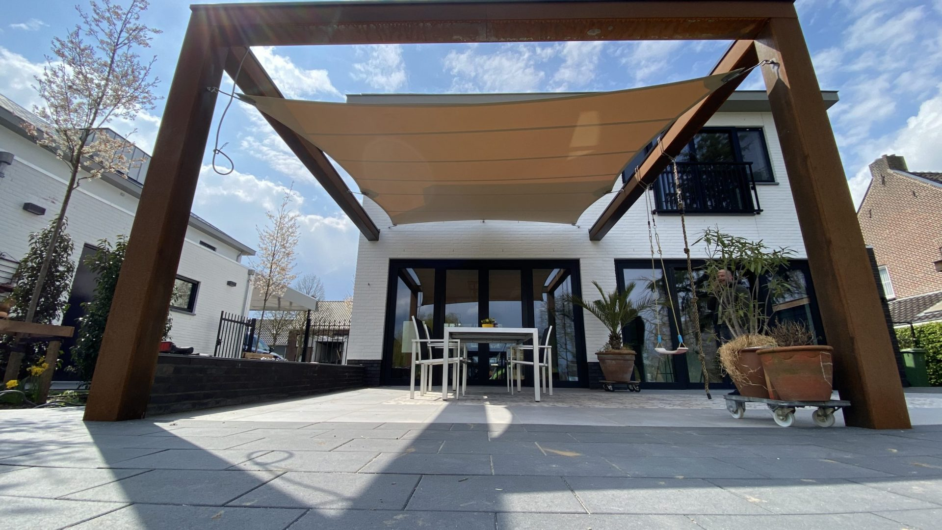EPIC Living Garden Shelters - Bloedel shelter 3