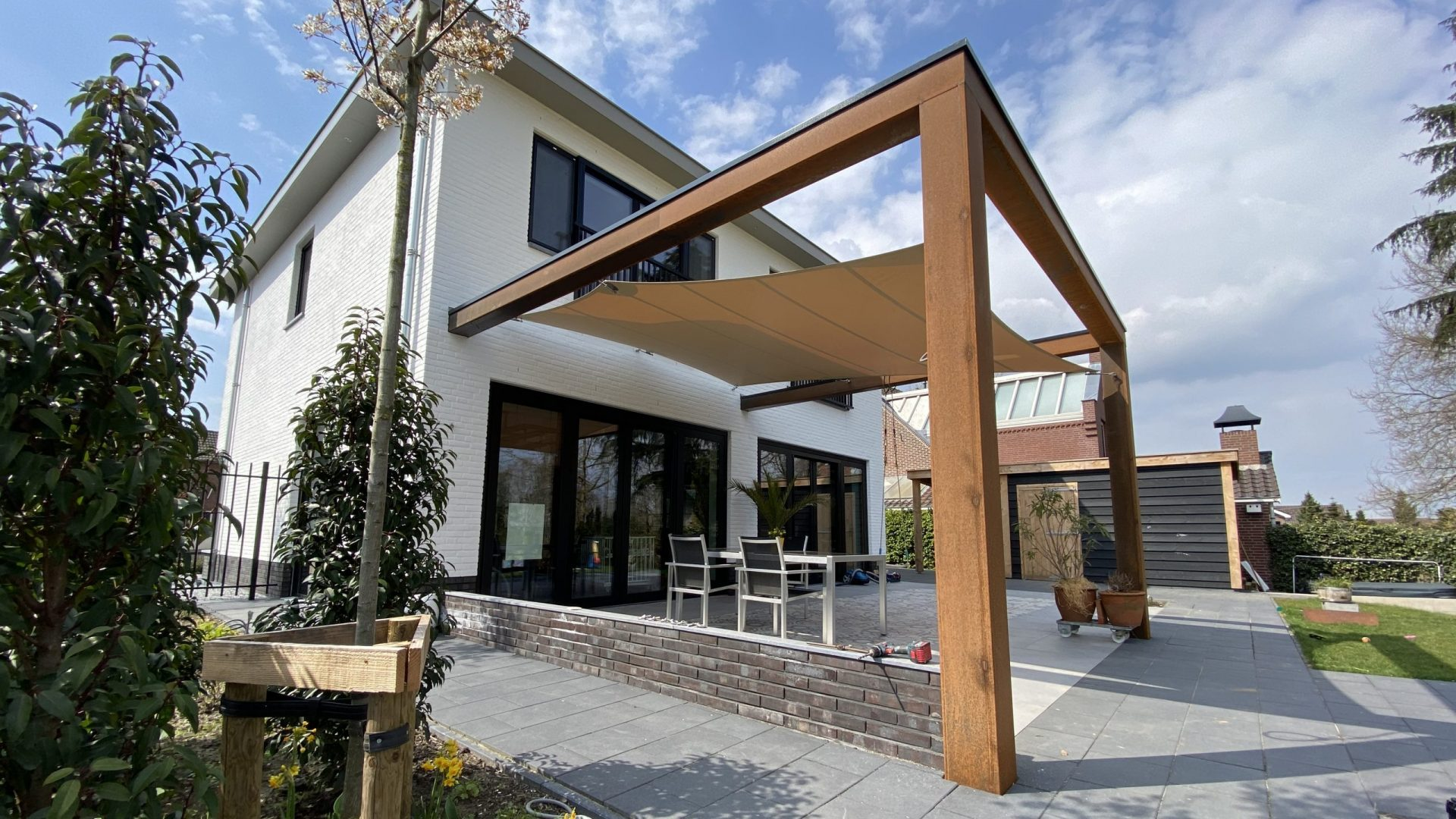 EPIC Living Garden Shelters - Bloedel shelter 1
