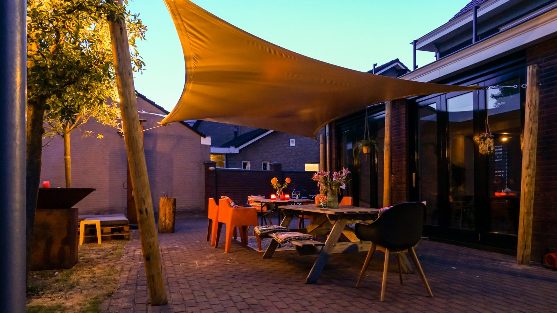 EPIC Living Garden Shelters - Sanssoucci Shetler 7