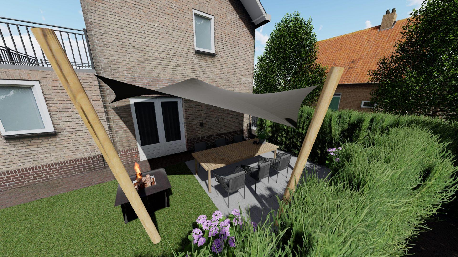 EPIC Living Garden Shelters - Versailles 3D 3