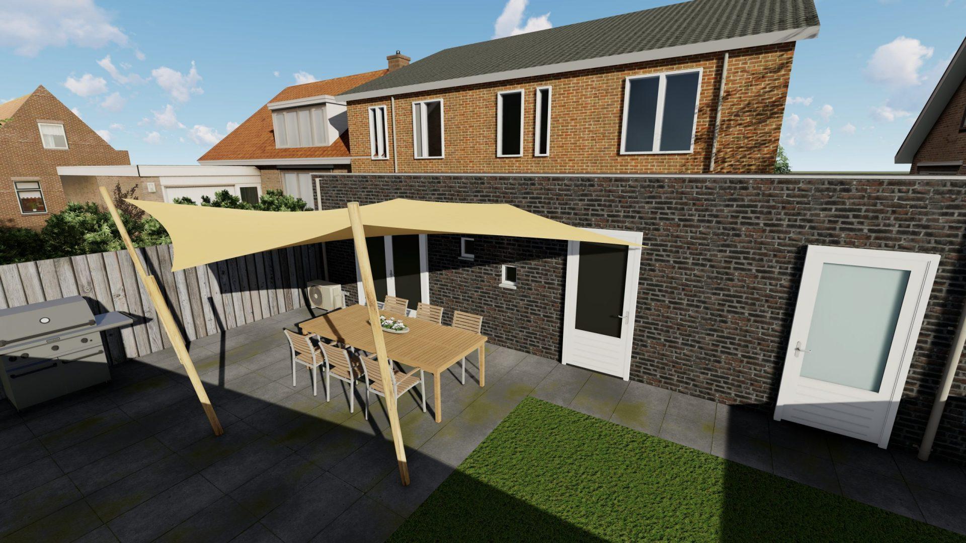 EPIC Living Garden Shelters - Boboli 3D 2