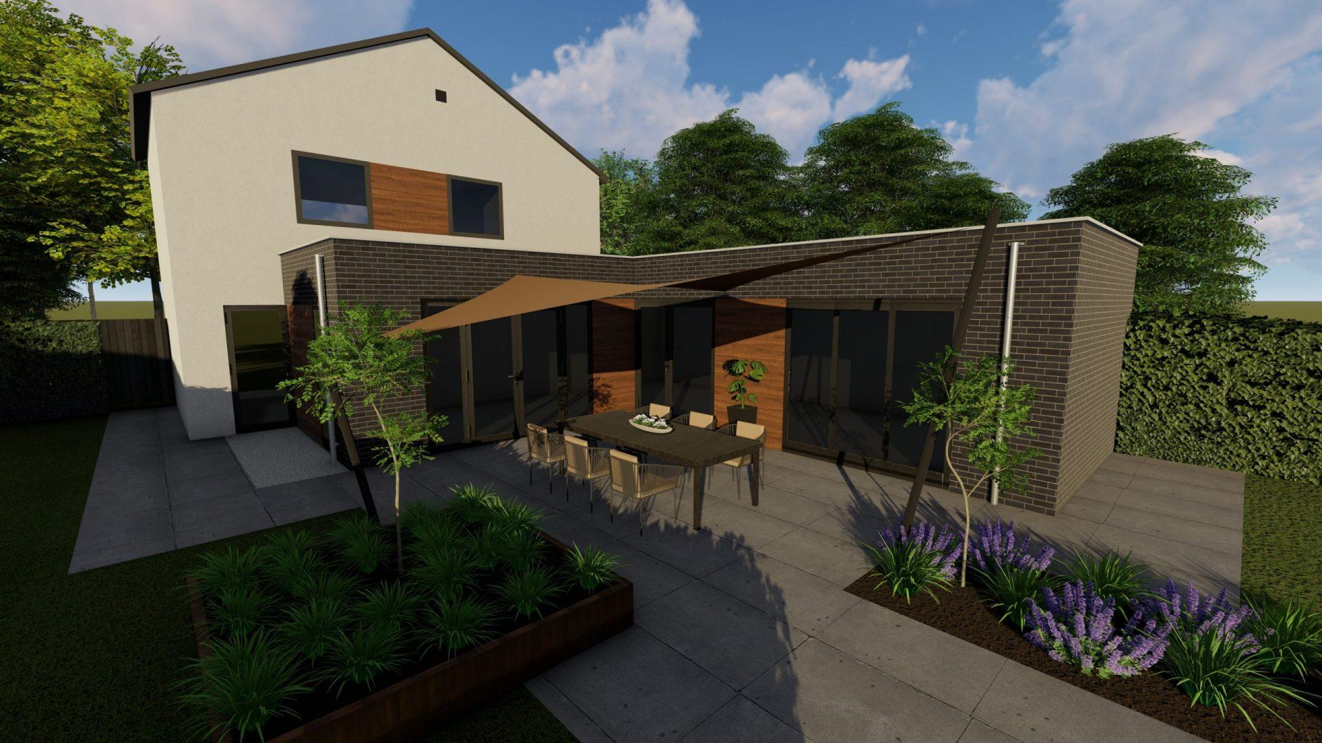 EPIC Living Garden Shelters - Kirstenbosch 3D 1