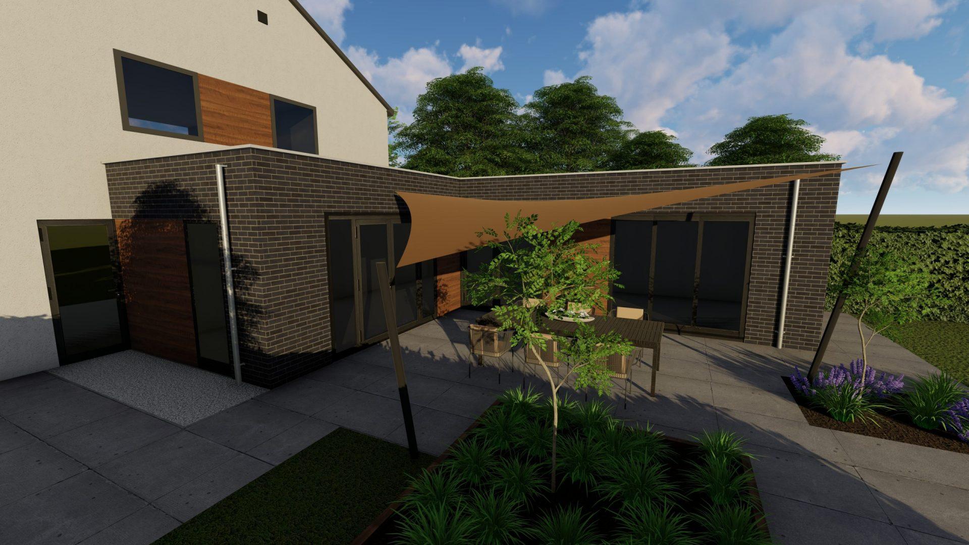 EPIC Living Garden Shelters - Kirstenbosch 3D 2