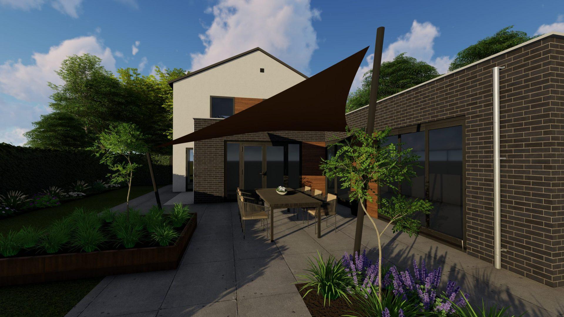 EPIC Living Garden Shelters - Kirstenbosch 3D 3