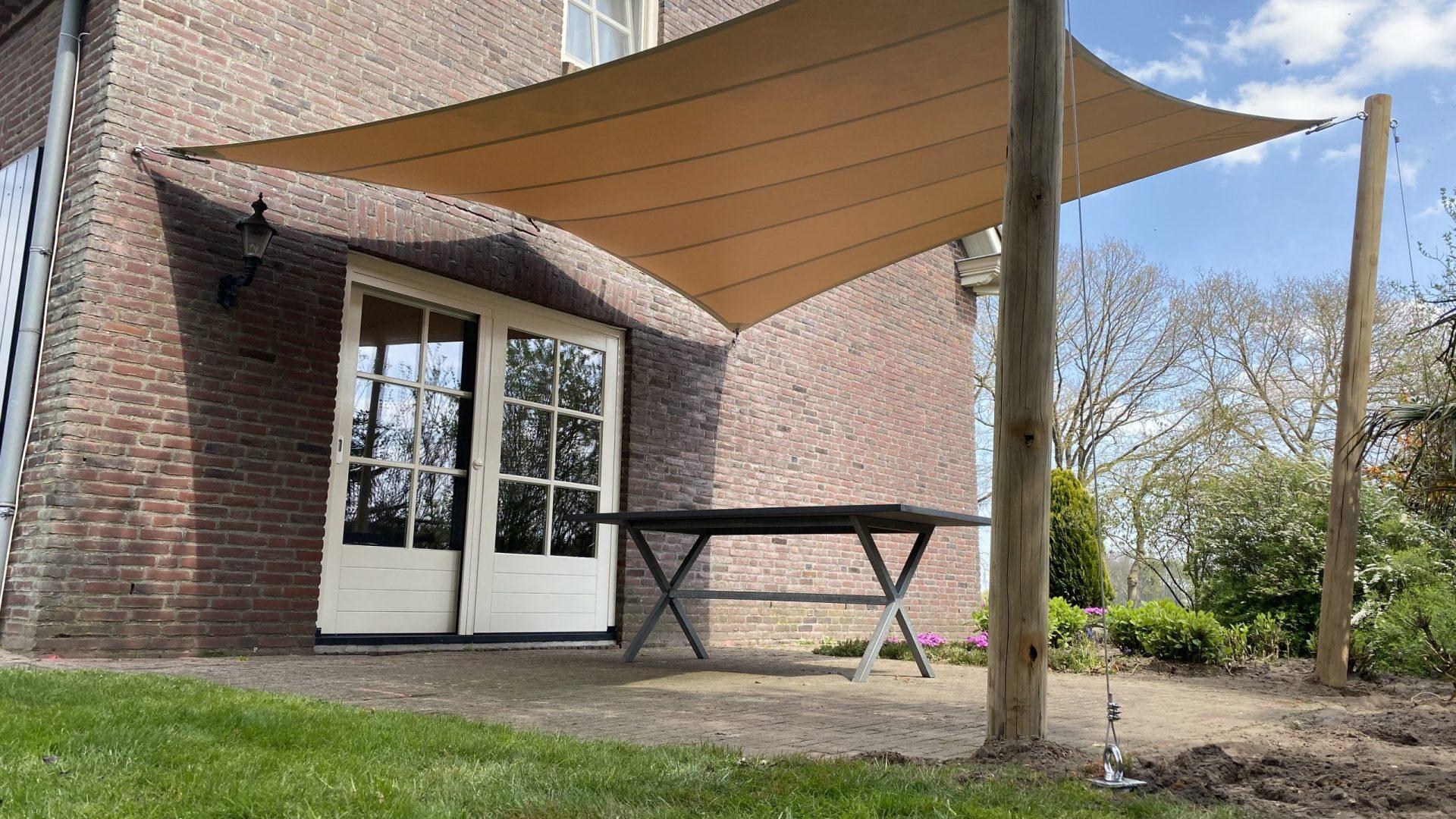 Epic Living Garden Shelter - Monet shelter 3