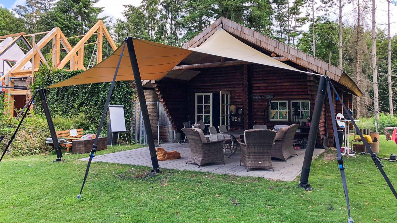 EPIC Living Garden Shelters - Butchart 1
