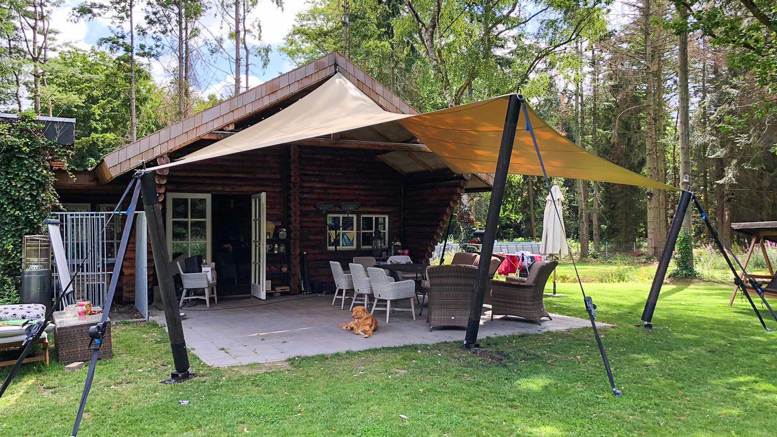 EPIC Living Garden Shelters - Butchart 2