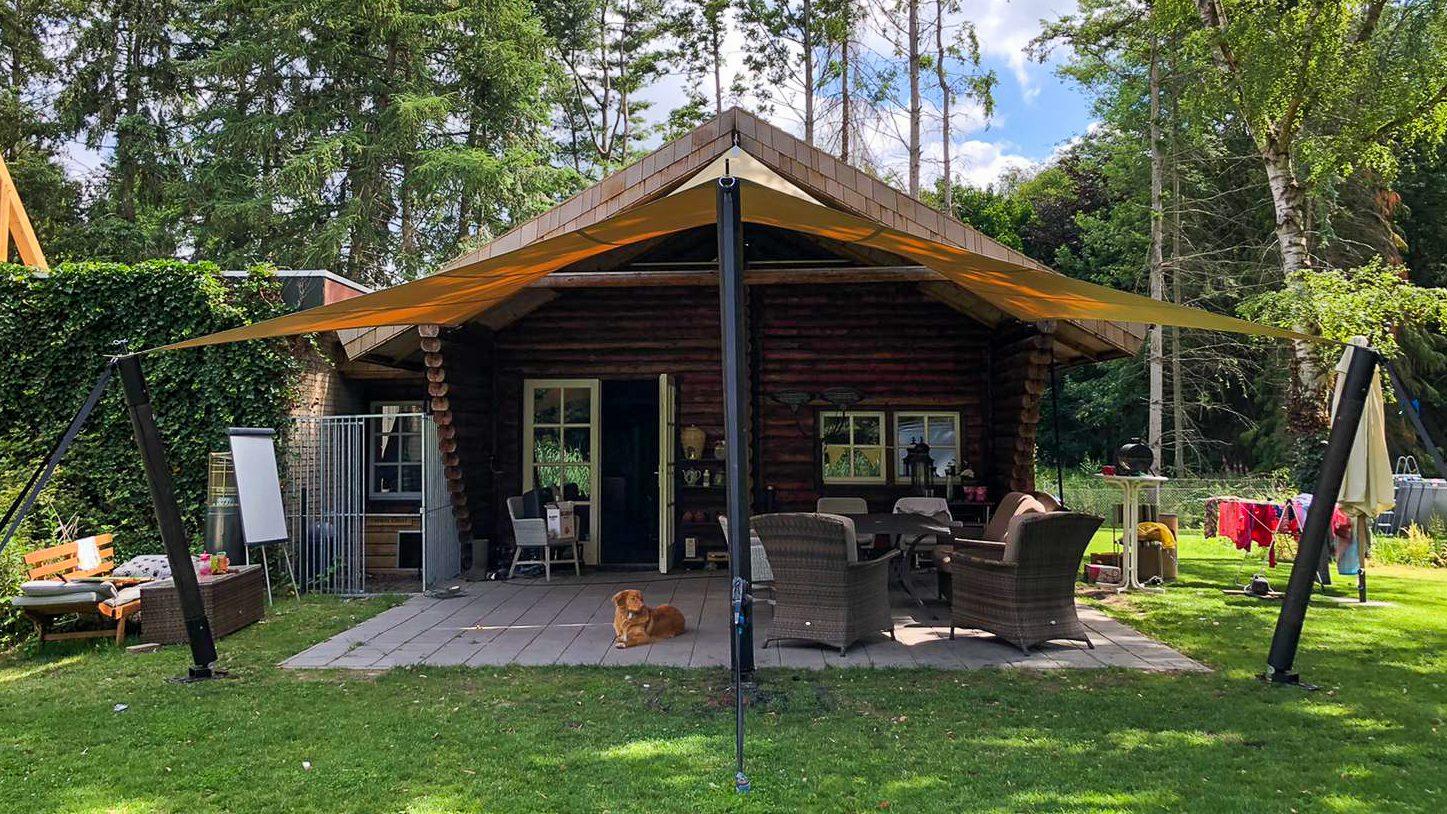 EPIC Living Garden Shelters - Butchart 3