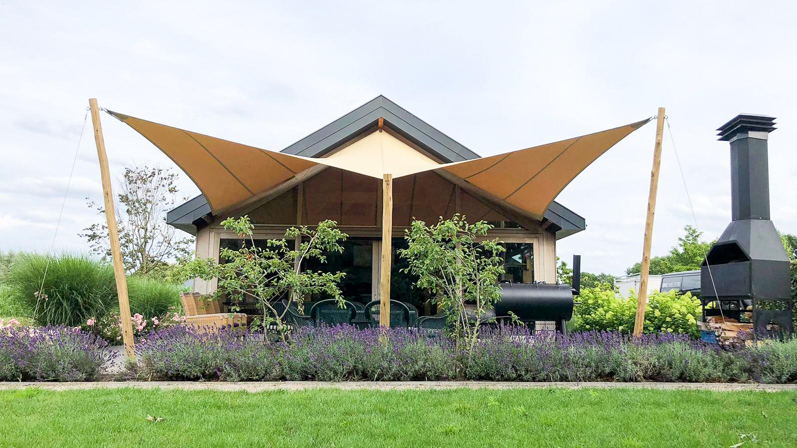 EPIC Living Garden Shelters - Lisse Shetler 4