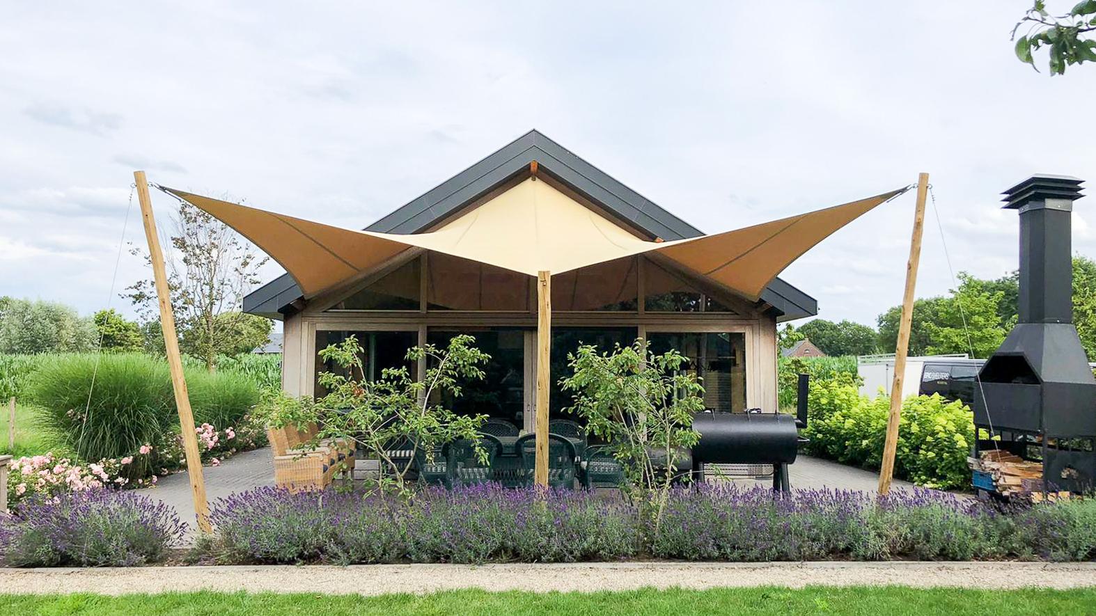 EPIC Living Garden Shelters - Lisse Shetler 5