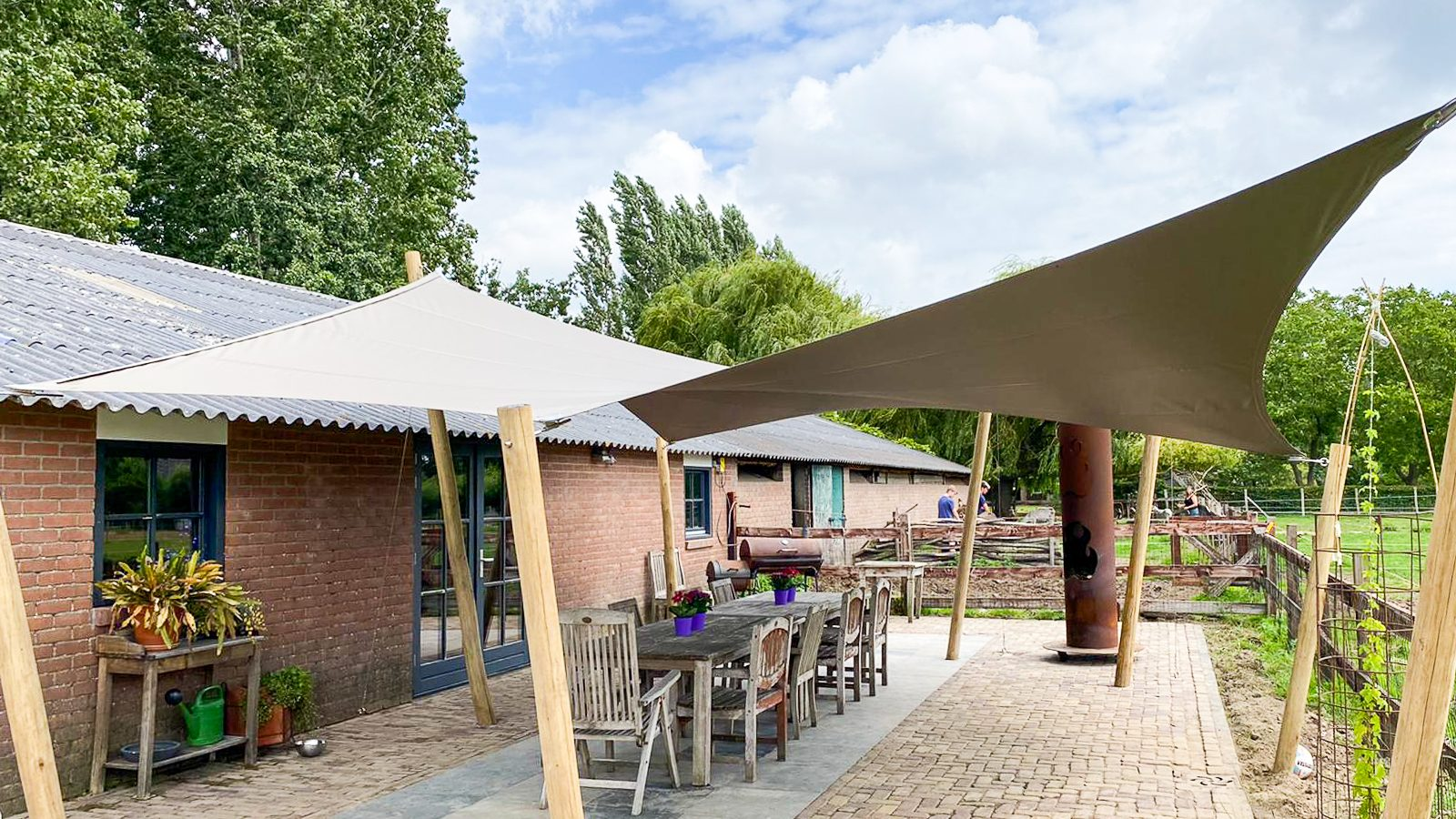 EPIC Living Garden Shelters - Biltmore Shetler 1