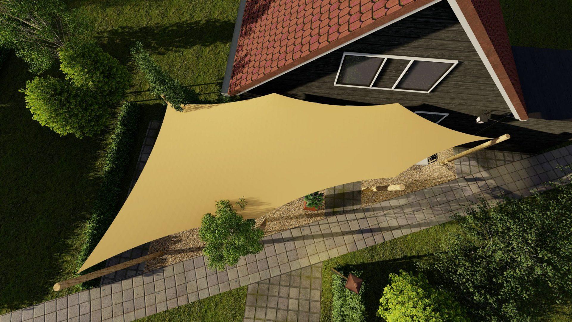 EPIC Living Garden Shelters - Mirabell 3D 3